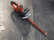 "Black & Decker BEHTS300 20"" Saw Blade Electric Hedge Trimmer Tested"