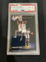 1992 upper deck shaquille o'neal #1 Rookie SP PSA 8 Lakers Legend 🔥