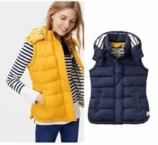 Joules Zip Hip Length Cotton Blend Coats & Jackets for Women