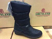 botas de nieve mujer caldi fondo antideslizante Grunland art 27417 con negro
