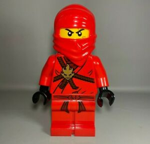 Lego Ninjago Red Lao 13.5 inch Coin Bank Figure Piggy Bank Figurine Toy 2012