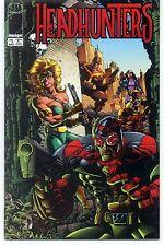 HEADHUNTERS (1997) #1 Image Comics VF/NM