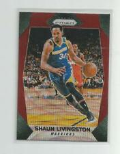 2017-18  Prizm  SHAUN LIVINGSTON   Ruby Wave Prizm