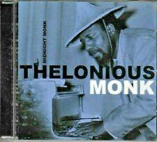 Thelonius Monk - Midnight Monk - CD - 2006 - UK FREEPOST