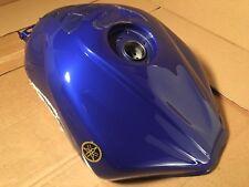 USED Yamaha 03 R6 (YZF-R6) Blue Fuel Gas Tank