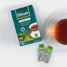 Dilmah Organic Tea 50 teabags