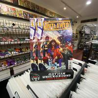 Outlawed 1 Vol 1 Pepe Larraz 1st Print A Cover Marvel Comics 2020