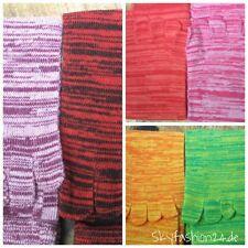 Bunte Damen-Socken aus Baumwollmischung als Mehrstückpackung