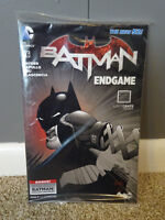 {NEW} Batman END GAME - Loot Crate Exclusive - Comic #36 - DC - Rated Teen