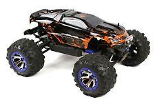 Custom Body Muddy Orange for Traxxas 1/10 Summit Truck Car Shell Cover 1:10