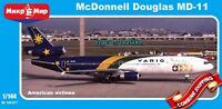 Mikro-Mir - 144-017 - McDonnell Douglas MD-11 American airlines - 1:144