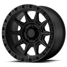 18 Inch Black Wheels Rim Chevy 1500HD 2500 3500 Truck American Racing ATX AX202