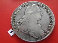 Bayern Madonnentaler 1792 RAR! Karl Theodor 1777-1799 Silber Taler Bavaria