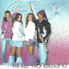 Cooldown Cafe - Winter Wonderland      cd single in cardboard