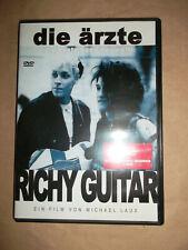 Die Ärzte - Richy Guitar - Neuauflage (2005) DVD Musikfilm Farin Urlaub ua Kult