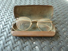58b9682c06a Antique Art Craft Ful Vue 1 10 12K Gold Filled Wire Spectacle Eye Glasses w