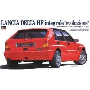 """Hasegawa 1/24 Lancia Delta HF Integrale """"Evoluzione"""" [CD9]"""