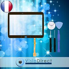 """Vitre ecran tactile pour Samsung Galaxy Tab 4 10.1"""" T530 T531 T535 noir + outil"""