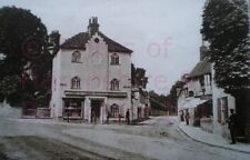 PRINT 10 X 7  NEWBURY OXFORD AND SPEEN ROADS BERKSHIRE c1904