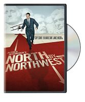 NORTH BY NORTHWEST  (DVD WS, 2010) Cary Grant NEW