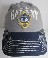 official photos ef95c fde83 Adidas LA Galaxy Hat Cap Los Angeles Soccer MLS Strapback Prefade Unisex New