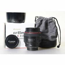 Canon 1056B005 - Canon EF 1,2/85 L USM II - EF 85mm F/1.2 L USM II Tele Lens