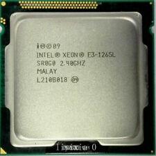 Intel Xeon E3-1220L E3-1260L E3-1265L E3-1220L V2 LGA 1155 CPU Processor