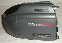 PANASONIC PALMCORDER PV-L621D VHS-C - FOR PARTS - MISSING BATTERY