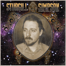 Metamodern Sounds In Country Music, Sturgill Simpson [CD, NEW] FREE SHIPPING
