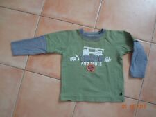 Tee-Shirt  manches longues...taille 2 ans