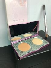 MALLY CANCELLATION CONCEALER SYSTEM TAN CONCEALER WITH BRUSH