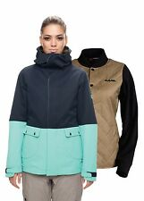 NWT 686 Womens SMARTY Aries 3 in 1 Insulated Jacket 20K S Small Snowboard ac683