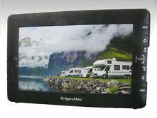 Krüger&Matz KM0196 Tragbarer Fernseher Portabler hochauflösender LC (W17-IS9277)