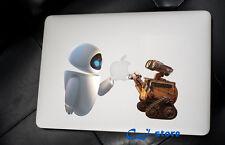 Wall-E & Eve Macbook Stickers Macbook Air Pro Decals Skin for Macbook Decals WE