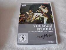 Youssou N'Dour et Le Super Etoile de Dakar - Live at Montreux 1  - DVD FSK 0 OVP