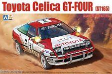 Aoshima Beemax 1/24 Model Toyota Celica ST165 GT-Four Safari Rally'90 Waldegard