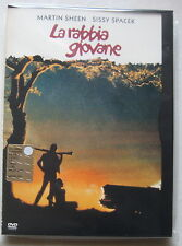 LA RABBIA GIOVANE DVD SNAPPER
