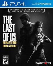 The Last Of Us Remastered [PlayStation 4 PS4, Horror Action Survival Combat] NEW