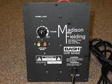 Madison Fielding-Bash Subwoofer Amplifier NOS