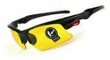 New HD Day Night Vision Sunglasses UV400 Driving Glasses Unisex Sports Eyewear