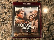 Blood Diamond Hd Dvd! 2006 Thriller! See) The Departed & Shutter Island