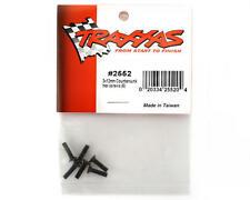 Traxxas M3 3x12mm Flat Head Hex Countersunk Screws (6 Pcs) #2552 OZ RC Models