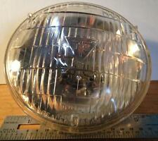 """vintage old Guide Sealed Beam 5-1/2"""" headlamp T3 #1 #66 auto motorcycle ? car"""