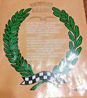VICTORIES U.S.A.1959 BREMERTON DODGE 125 175 200 1960-62 Ducati top tank sticker