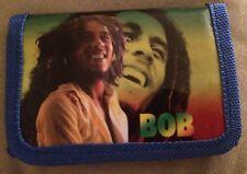 Blue Plastic Bob Marley Wallet