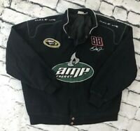 Dale Earnhardt Jr Jacket 88 Amp Energy National Guard sz XL NASCAR