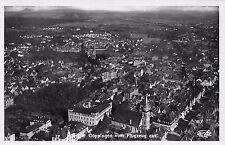 AK Göppingen vom Flugzeug aus gesehen Echt Foto vor 1945