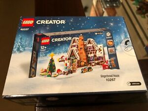 LEGO 40337 * Limited Edition * Mini Gingerbread House ( Brand New and Sealed )