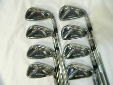 New Taylormade M2 2016 Iron set 4-AW REAX 88 Stiff flex Steel Irons 4-PW+AW m 2