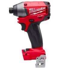 "MILWAUKEE 2653-80 M18 FUEL 18V Cordless Lithium-Ion 1/4"" IMPACT DRIVER (bare)"